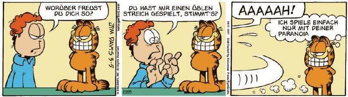 Garfield vom 17.03.2020