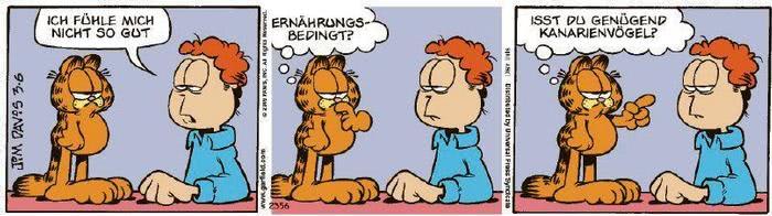 Garfield vom 18.03.2020