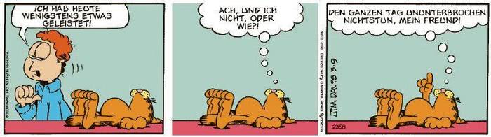 Garfield vom 20.03.2020