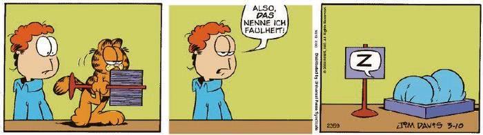 Garfield vom 23.03.2020