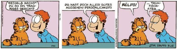 Garfield vom 25.03.2020