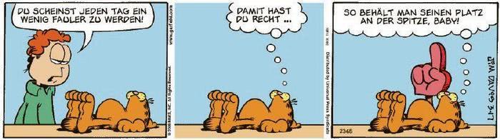 Garfield vom 31.03.2020