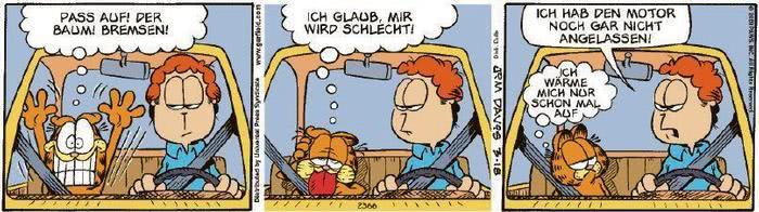 Garfield vom 01.04.2020