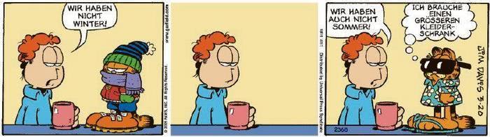 Garfield vom 03.04.2020