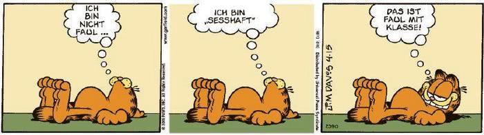 Garfield vom 08.05.2020