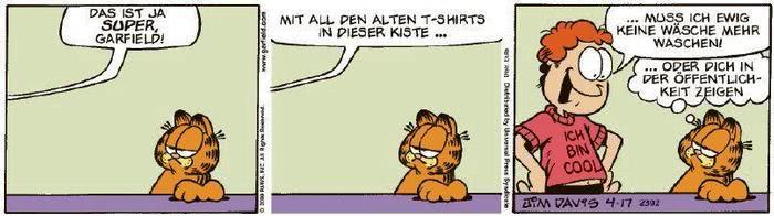 Garfield vom 12.05.2020