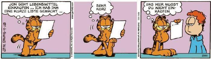 Garfield vom 13.05.2020