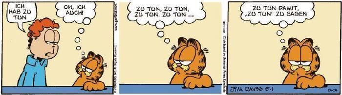 Garfield vom 29.05.2020