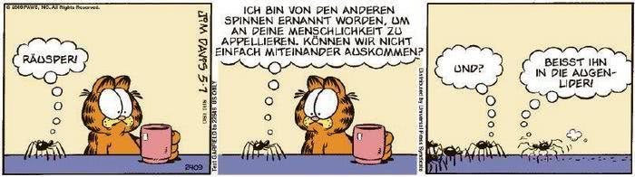 Garfield vom 08.06.2020
