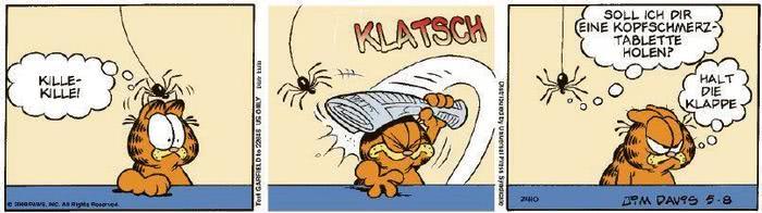 Garfield vom 09.06.2020
