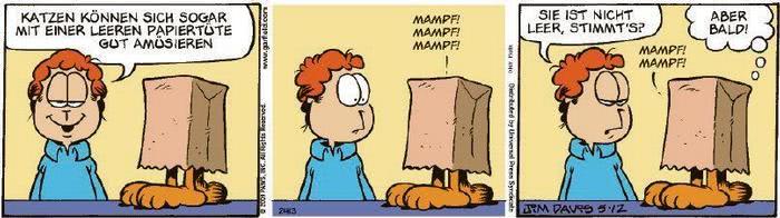 Garfield vom 12.06.2020