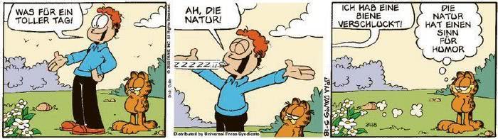 Garfield vom 19.06.2020