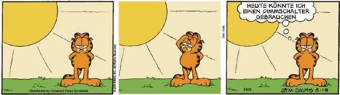 Garfield vom 22.06.2020