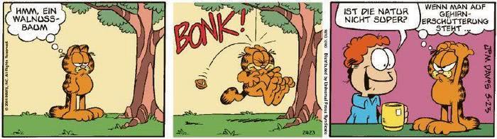 Garfield vom 26.06.2020