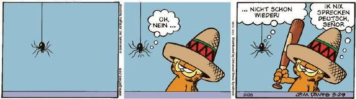 Garfield vom 03.07.2020