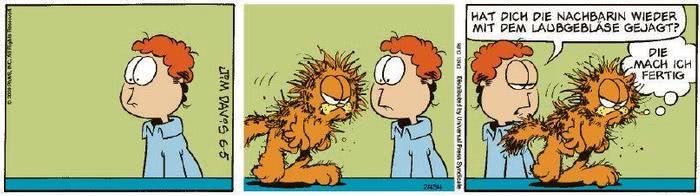 Garfield vom 13.07.2020