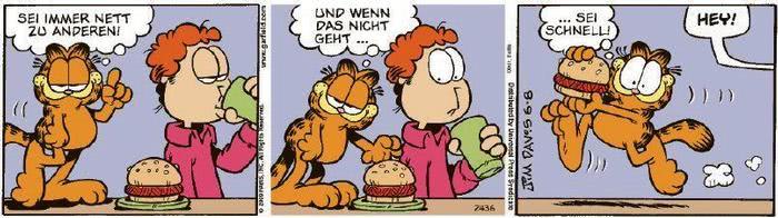 Garfield vom 15.07.2020