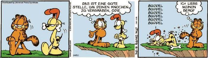 Garfield vom 29.07.2020