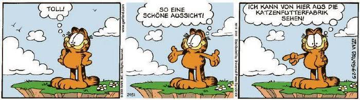 Garfield vom 30.07.2020