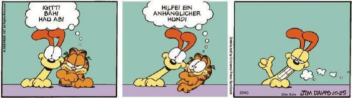 Garfield vom 10.08.2020