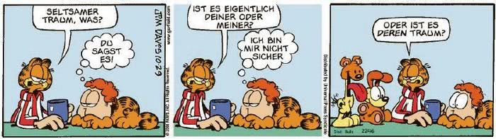 Garfield vom 13.08.2020