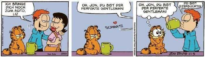 Garfield vom 17.08.2020