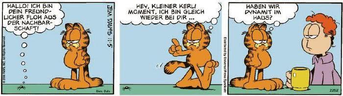 Garfield vom 19.08.2020
