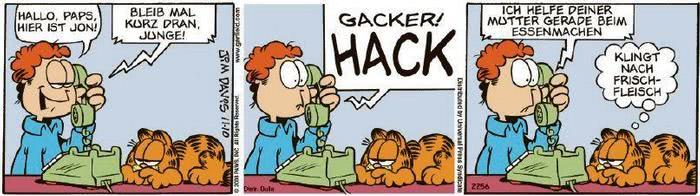 Garfield vom 25.08.2020
