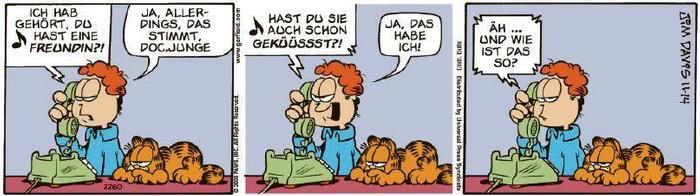 Garfield vom 31.08.2020