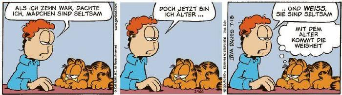 Garfield vom 16.09.2020