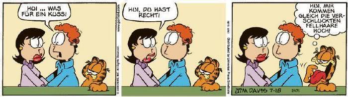 Garfield vom 23.09.2020