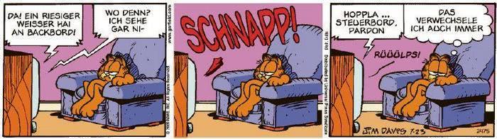 Garfield vom 29.09.2020