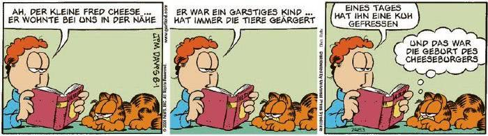 Garfield vom 09.10.2020