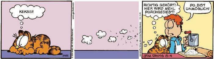 Garfield vom 13.10.2020