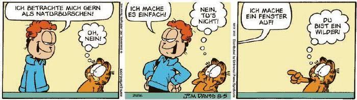Garfield vom 14.10.2020