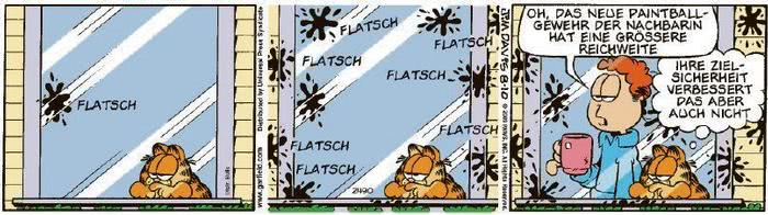 Garfield vom 20.10.2020