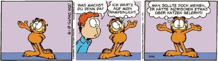 Garfield vom 30.10.2020