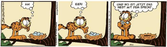 Garfield vom 04.11.2020
