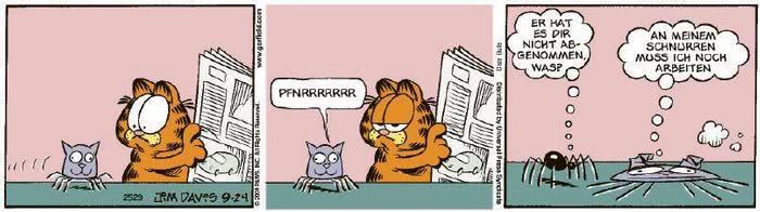 Garfield vom 11.12.2020