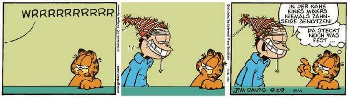 Garfield vom 17.12.2020