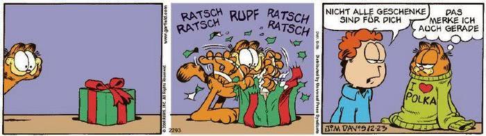 Garfield vom 21.12.2020