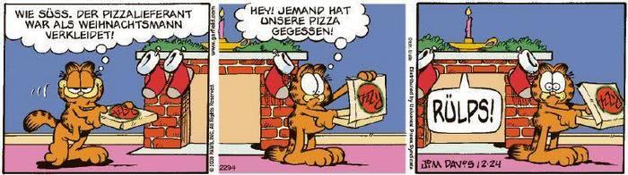 Garfield vom 22.12.2020