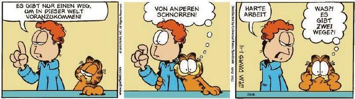 Garfield vom 07.01.2021