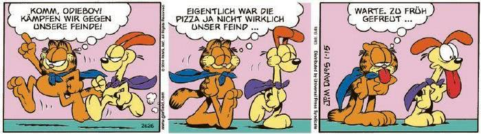 Garfield vom 21.01.2021