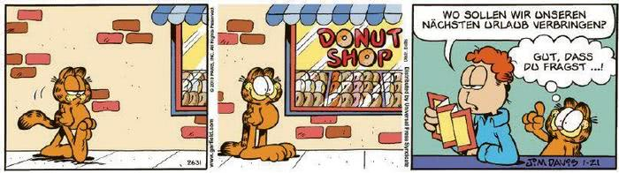 Garfield vom 28.01.2021