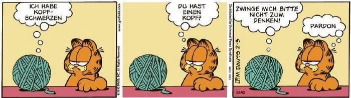 Garfield vom 12.02.2021