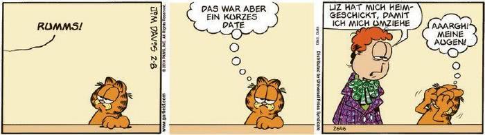 Garfield vom 18.02.2021