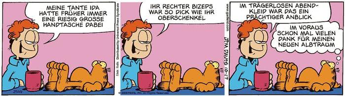 Garfield vom 19.03.2021