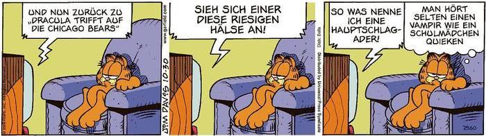 Garfield vom 07.04.2021