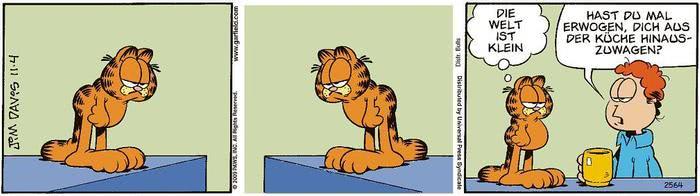 Garfield vom 13.04.2021